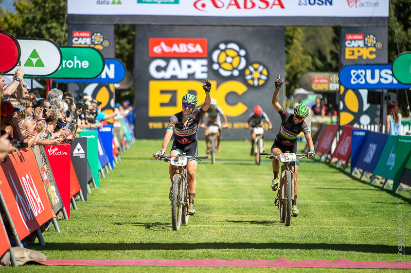 Cape Epic 2017 | OMX